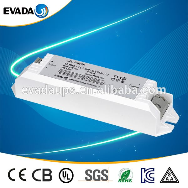 CUF-042-035-EC2 single output 42W 12V 350Ma Dimmable Led Driver