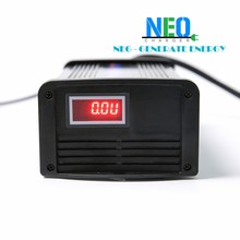 Portable automatical 12v /24v 6-8a voltage switching battery charger.
