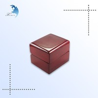 Dark color small unfinished wooden boxes wholesale for crafts supplier looking for buyers