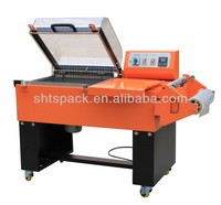 Shanghai Taoshan TS 5540 manual film shrink wrapping machine