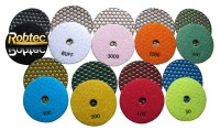 Diamond Tools Diamond Flexible Polishing Pad