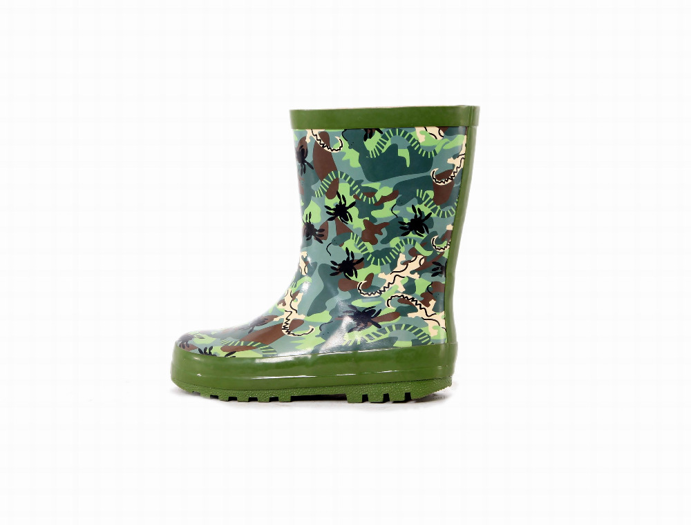 China girls rubber boots custom cheap wellington boots for sale