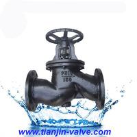 water pump globe valve