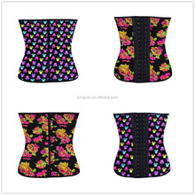 Waist Training Corsets Wholesale 4 Colors XS-3XL Woman Sliming Shaper Cincher Waist Shaper Latex Waist Trainer