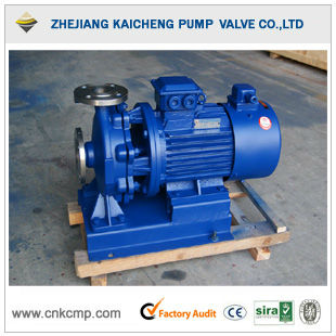 ISW/KCW Electric Pump ISO Approved