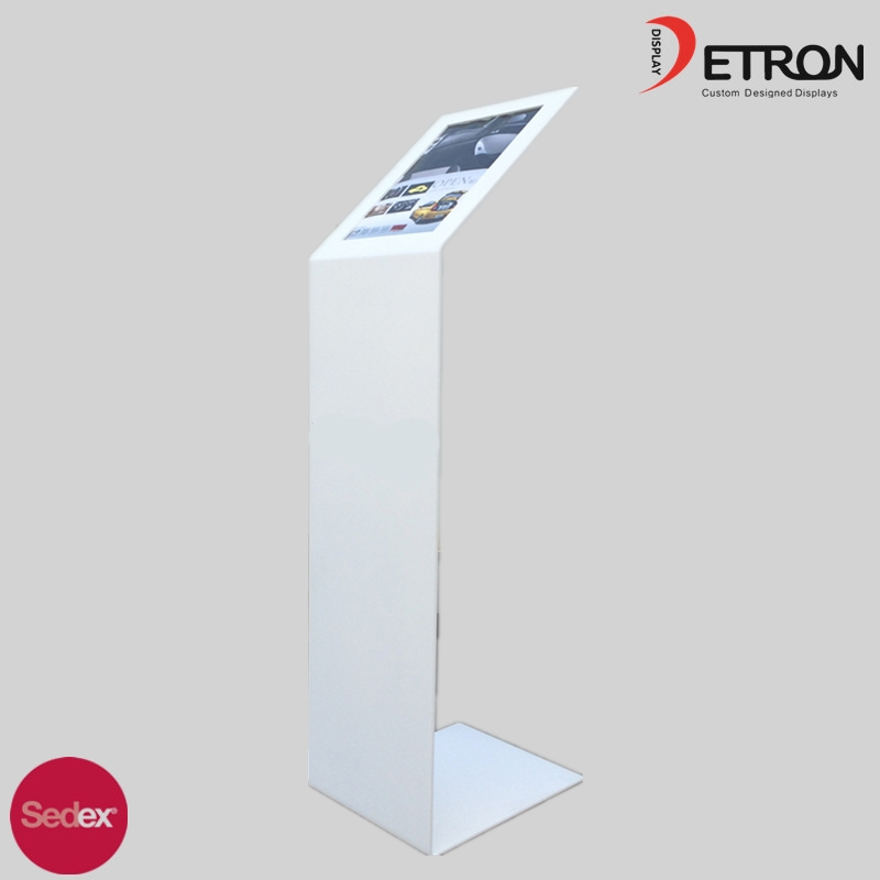 Hot sale outdoor composite material display stand acrylic sign board for auto car