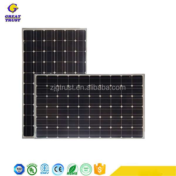 Multifunctional solar panel 50w 200kw solar panel system pv solar panel price 250w