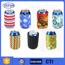 Promotional Top Quality Custom Beer Neoprene Keeps Hands Dry Can Cooler Bag