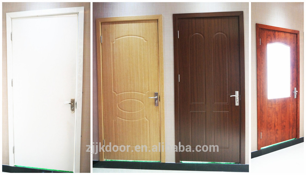 Jiekai P9063 Wooden Louvered Doors French Patio Doors