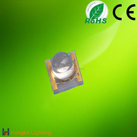 High quality high efficient 7w UV SimilLeds Chip 365nm Ultra Violet High Power LED diode