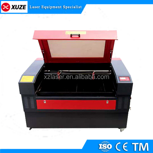 XZ-6090 Co2 Laser Engraver applicable in double-color plate engraving