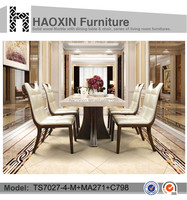 Low price and top selling convertible dining table & cheap restaurant tables chairs & design dining table