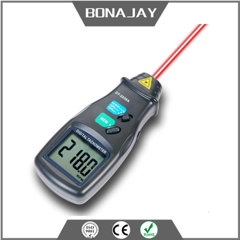 2 in1 Digital LASER Photo Non-Contact Tachometer Meter 99,999 RPM Tester Measurer