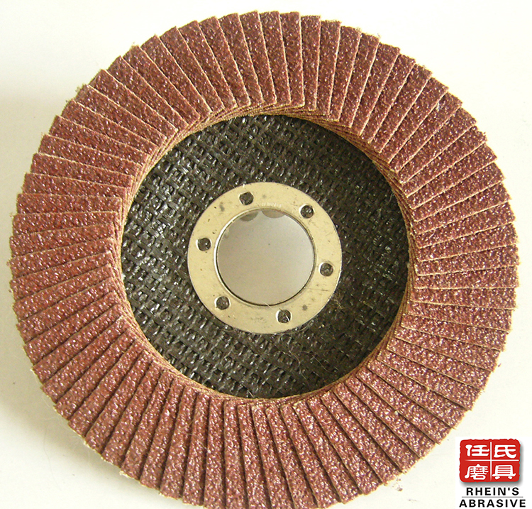 China wholesale websites115x22mm abrasive angle grinder flap sanding disc