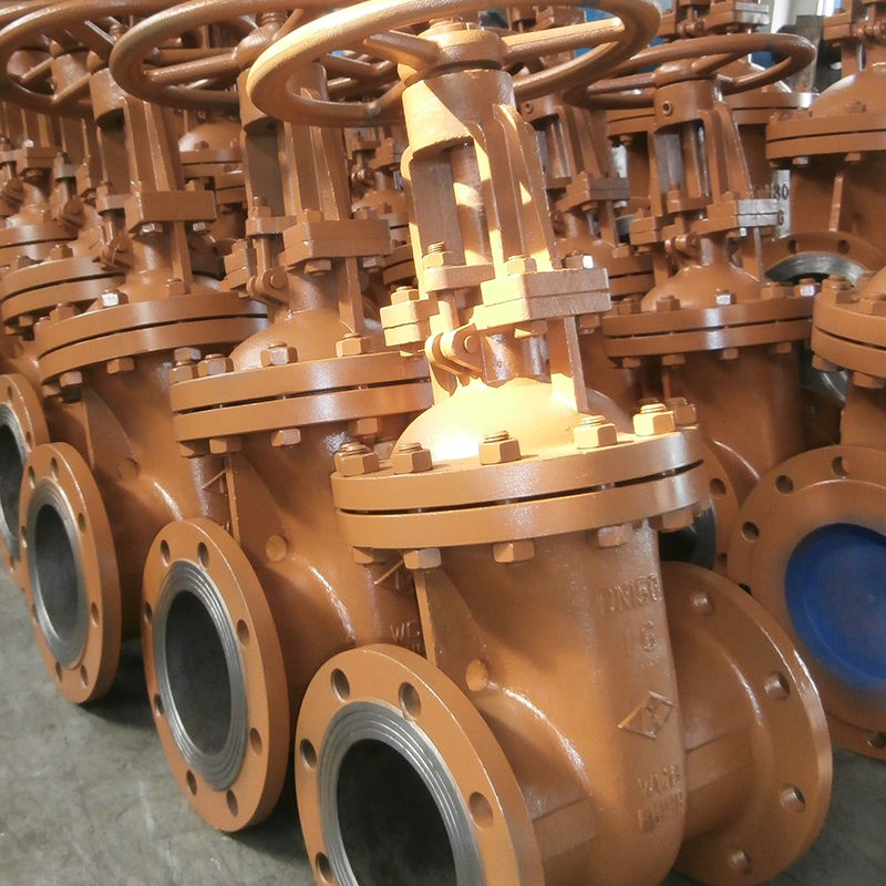 Slide Wedge Picture Gate Valve