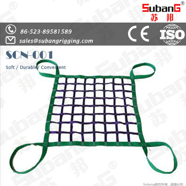 wholesale nylon webbing cargo climbing training net
