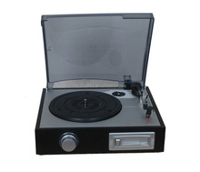 Huizhou perfect cassette player for gift,dj sound box,vinyl records gift