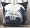 hot sale pet dog square cushion cover for sofa decoration