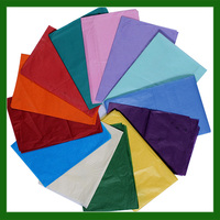 Wholesale color tissue paper /wrapping tissue paper