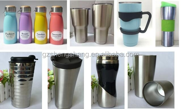 Top Quality Vacuum Double Wall 304 Stainless Steel Mug
