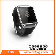 New concept of watch and cell phone, Coolest smart bluetooth watch for cell phone ES-W02-MI