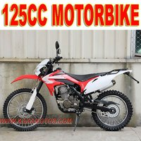 Off Road 125cc Motorcycle