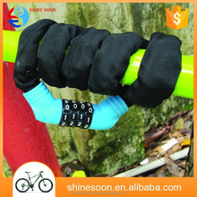 Hot sale Brisky combination cable Bike lock mountain bikes road bicycle use bicycle lock