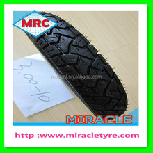MRC china factory sale scooter tire size 3.00-10 for motorcycle