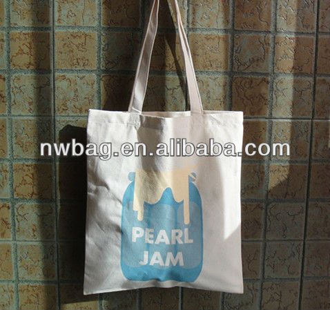 Promotion and Shopping Fabric Cotton Bags Handmade
