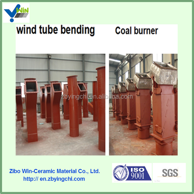 aluminium oxide ceramic lined pipeline for mining
