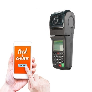 5% Discount in Septermber Handheld Ticket printer POS Billing machine with Sim Card
