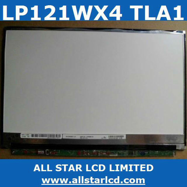 NEW LG PHILIPS LP121WX4-TLA1 LAPTOP SCREEN 12.1