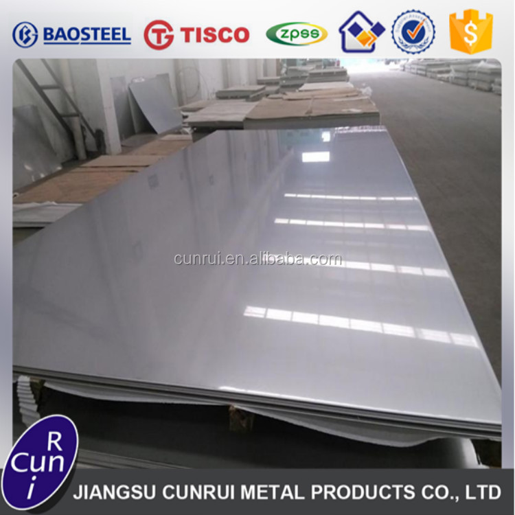 TISCO BAOSTEEL 200/300/400 Series Stainless Steel Sheet with Competitive Price