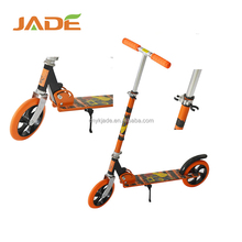 2017 stepper training bicycle fitness kick scooter for teenagers