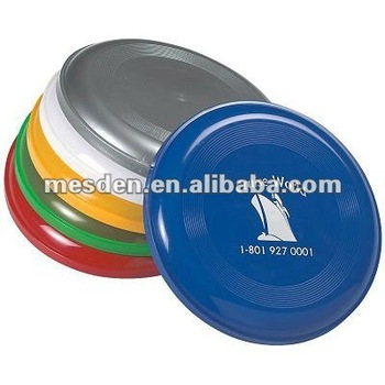 Promotional 9 inch Plastic Frisbee