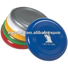 Promotional 9 inch Plastic Frisbees