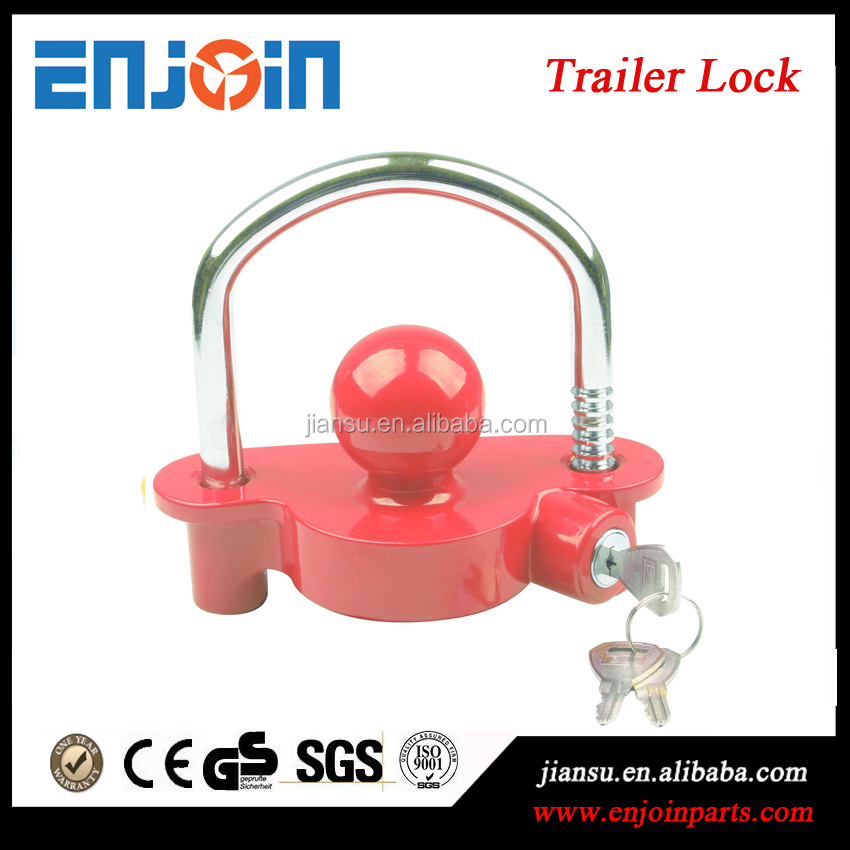 1-7/8'', 2'' and 2-5/16'' all purpose tiny cargo trailer hitch lock