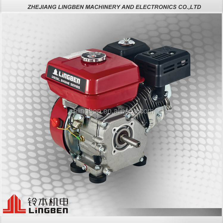 Lingben China 163cc 5.5hp mini petrol engine for sale