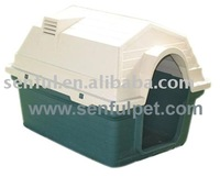 Durable Dog Plastic House Pet Kemmel Dog House