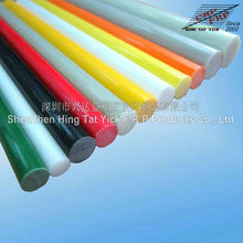 Factory Directly sale fiber glass round rod
