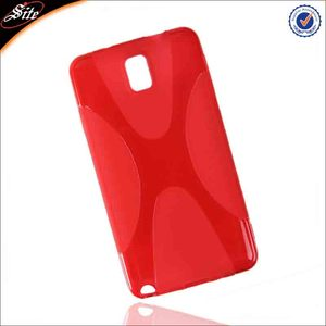 soft Protector Skin Cover CellPhone Case for samsung note3
