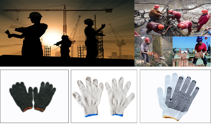 raw chemical safety gloves working gloves importers