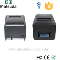 Receipt print Use 80mm USB+WIFI interface portable thermal Wifi printer