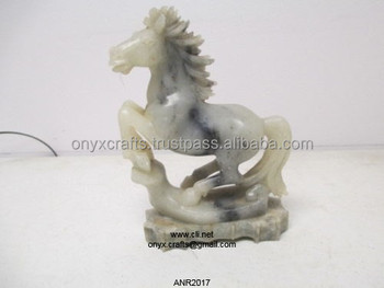 Marble Horse Figurine in wholesale