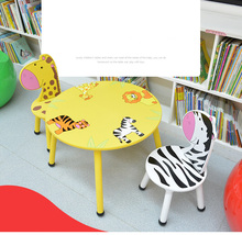 kids furniture tables and chairs with carton design school furniture student desk