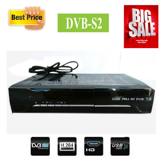 Factory price dvb-s2 set top box dongle receiver for nigeria