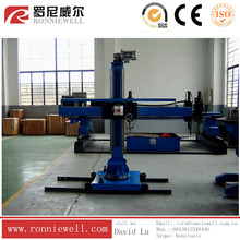 Motorized welding manipulator / Automatic pipe welding equipment / column boom welding manipulator LH2020