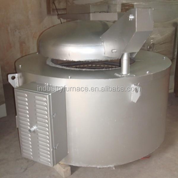 Factory supply price lead melting pot for sale