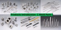Mold parts processing CNC Machining Metal Parts/ CNC Lathe Processing/ CNC Turning slide core units