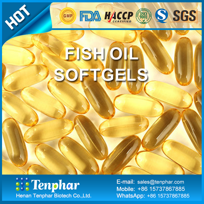 1000 Fish Oil Boost Memory and Immunity Softgels